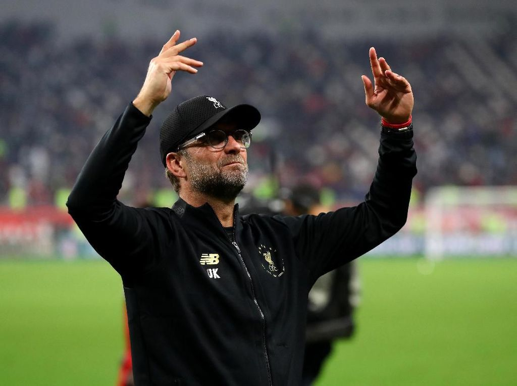 Klopp: Belum Saatnya Liverpool Berpesta