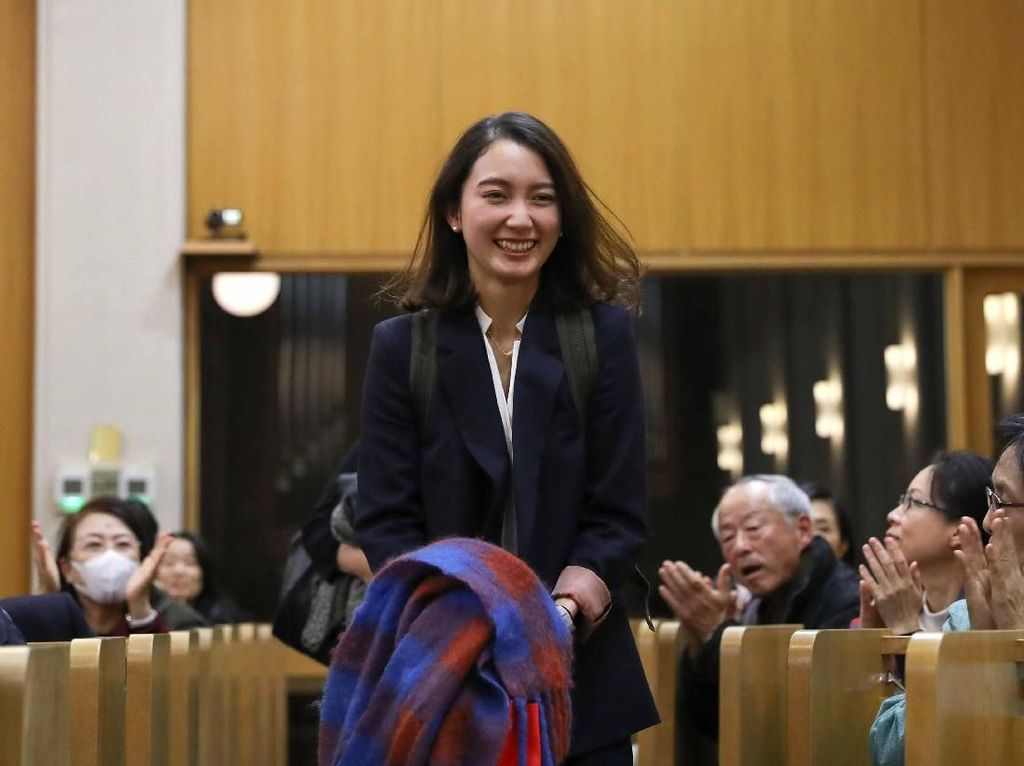 Kisah Wanita Jepang Dapat Rp 419 Juta Setelah Ungkap Kasus Pemerkosaannya