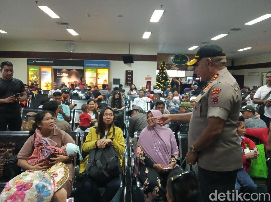 Kapolda Papua Jamin Keamanan Natal dan Tahun Baru
