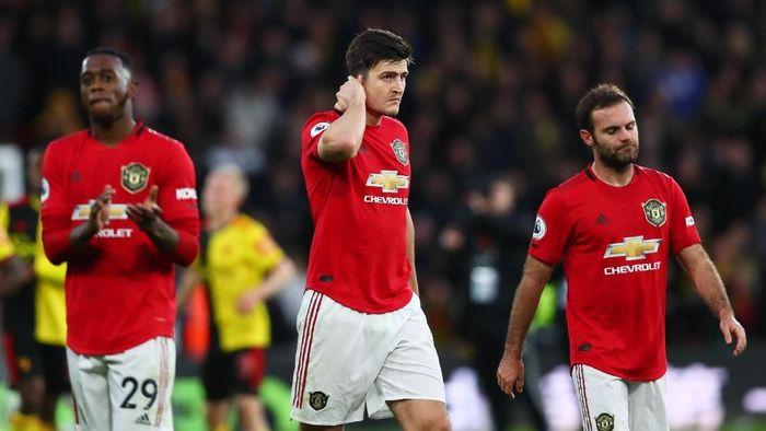 Masalah mental buat Manchester United tampil tak konsisten di animo ini (Foto: Dan Istitene/Getty Images)