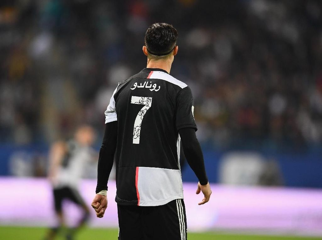Jarang Kalah di Final, Ronaldo Alergi Medali Perak?