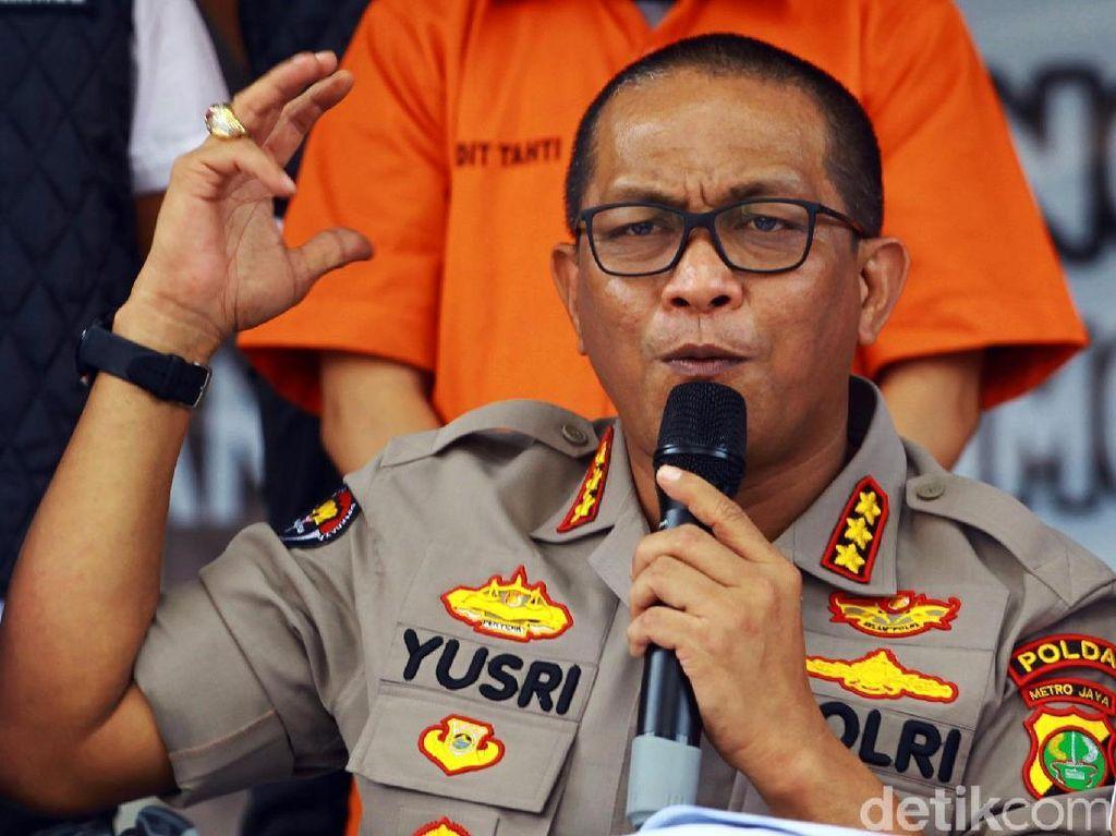 Polisi Sudah Periksa Ilham Bintang Terkait Laporan Pembobolan Ponsel-Rekening