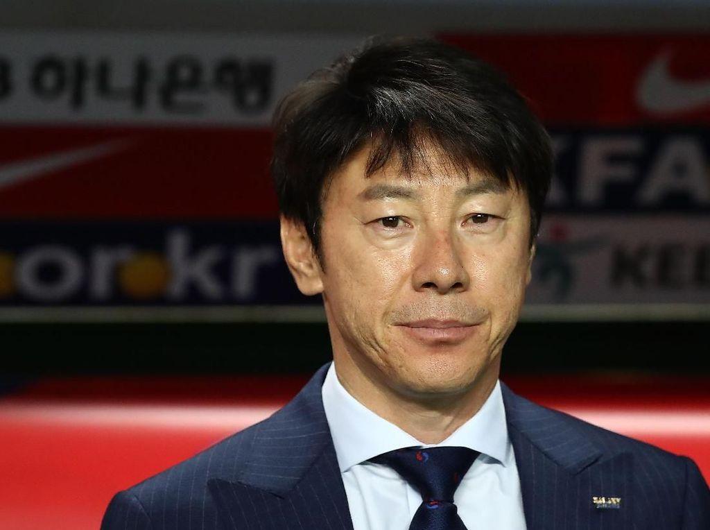 PSSI Perkenalkan Shin Tae-yong di Final Liga 1 Putri