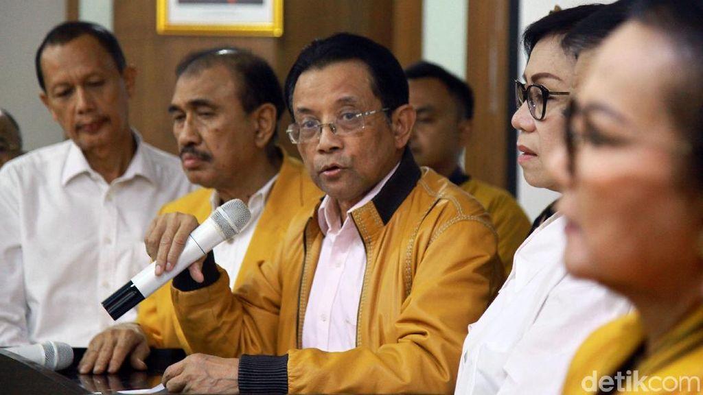 Curhat Pendiri Hanura Soal Wiranto