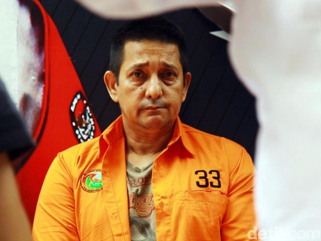 Sudah 4 Kali Ditangkap karena Sabu, Polisi Harap Ibra Azhari Tak Direhab