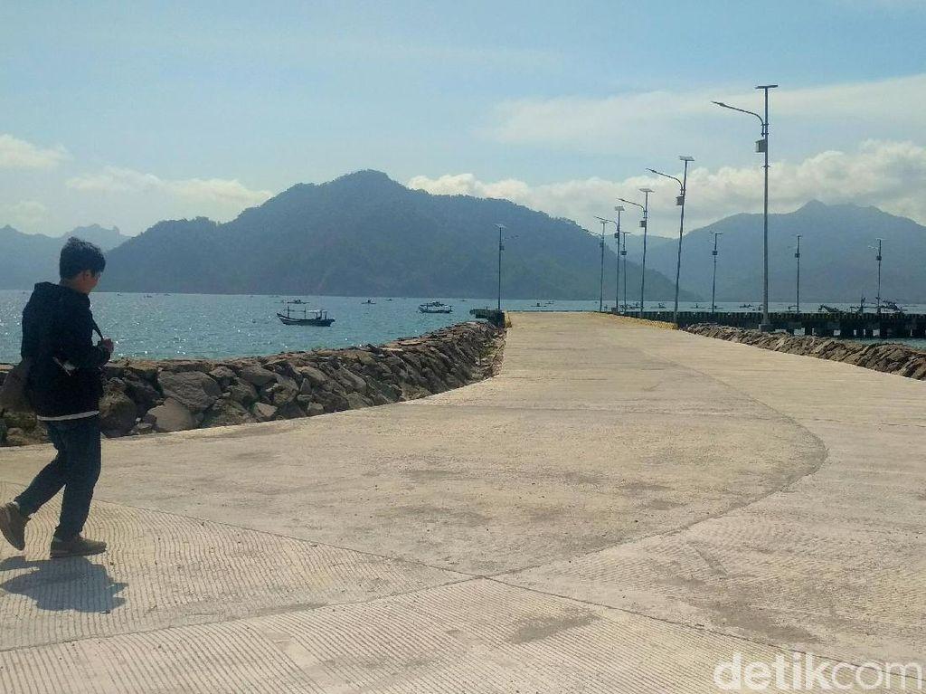 Uji Sandar Kapal di Pelabuhan Niaga Prigi Molor, Ini Sebabnya