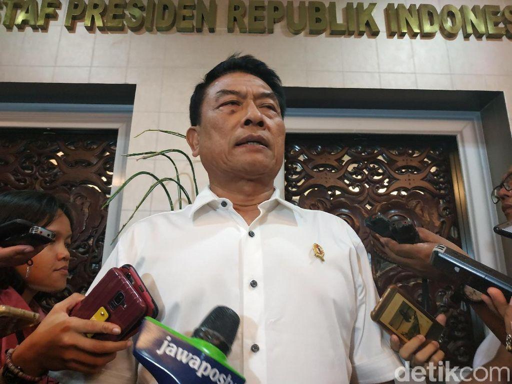 Muncul Isu Jokowi Tonjolkan Geng Solo di Polri, Istana Menyanggah