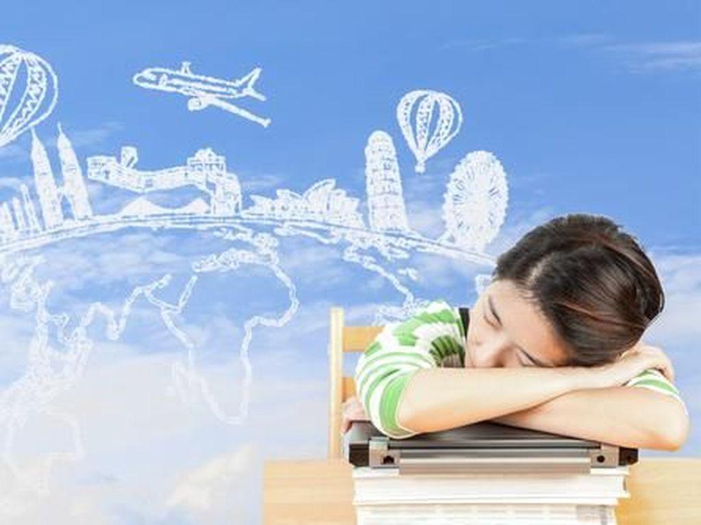 Hasil Survei: Kurang Traveling Bikin Lebih Emosional