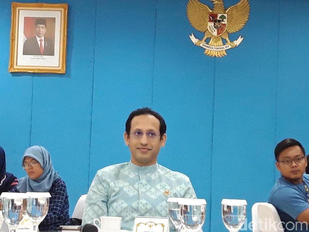 Nadiem Kembali Ingatkan Calon Siswa SD Dilarang Dites Calistung