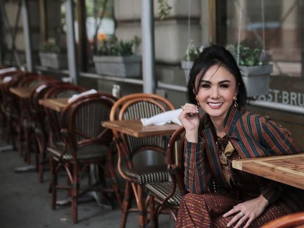 Yuni Shara Main Fitur Pernah Ga, List Pertanyaannya Mengejutkan