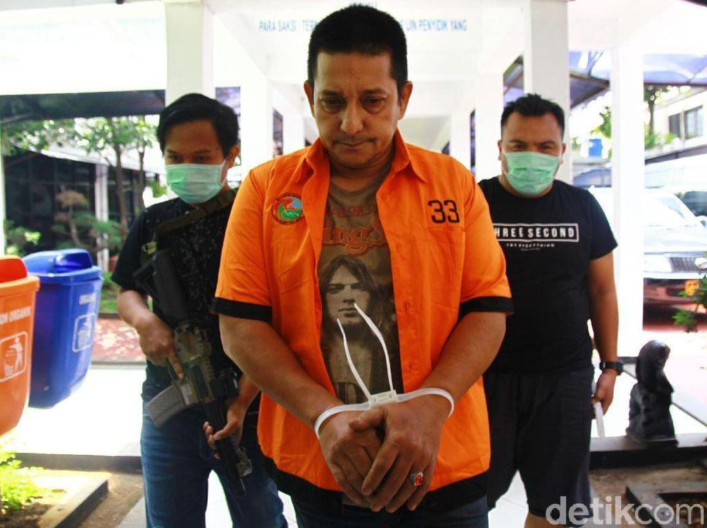 Polisi Masih Selidiki Motif Ibra Azhari Pakai Narkoba Lagi