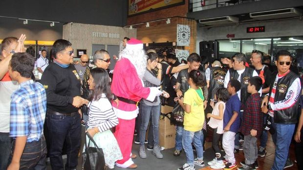 Harley Owners Group (HOG) Anak Elang Jakarta Chapter