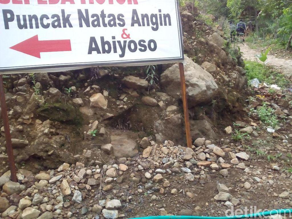 Liburan Akhir Tahun, Gunung Muria Mulai Ramai Pendaki