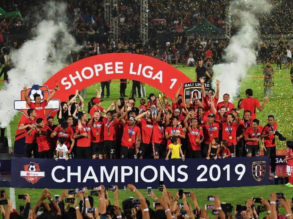 Kesuksesan Bali United Buah Rencana Matang Stefano Cugurra Teco
