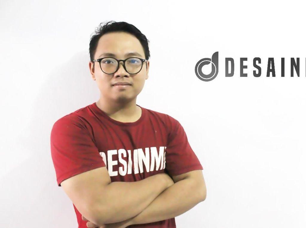 Kisah Inspiratif Jasa Desain Online Desainme.com dari Surabaya