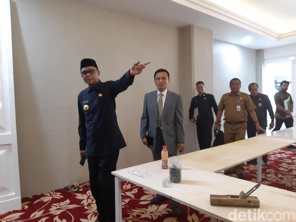 Gubernur Sulsel Siapkan Kantor Korsupgah KPK