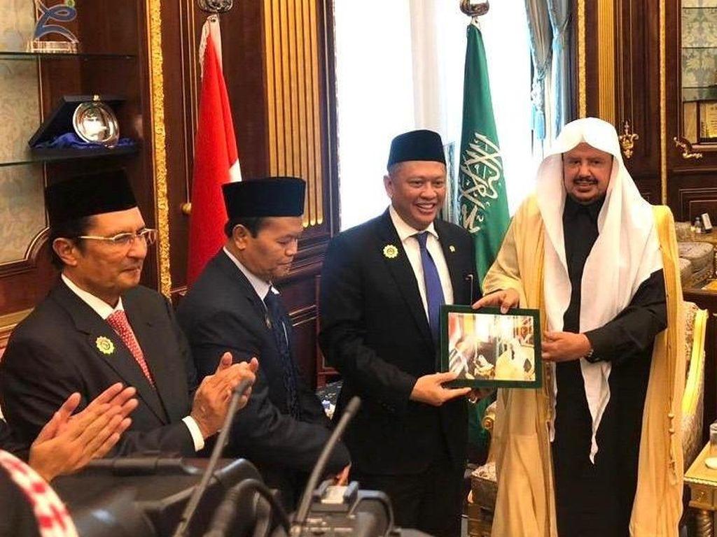 Majelis Syuro Arab Saudi Dukung RI Bentuk Majelis Syuro Sedunia