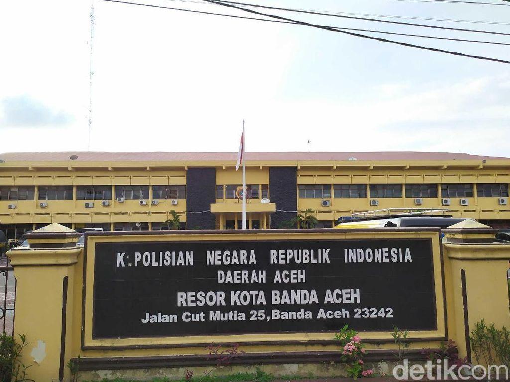 Pengamanan Natal, Polisi Bikin Pos Pengamanan Gereja di Banda Aceh