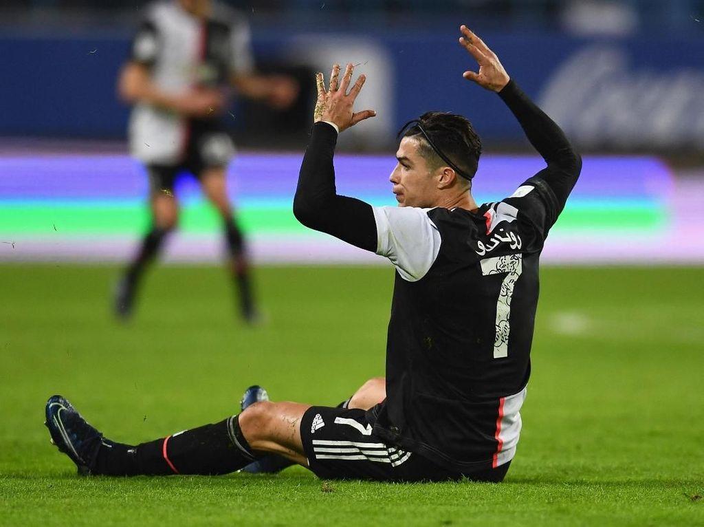 Setelah Enam Tahun, Ronaldo Akhirnya Kalah di Final