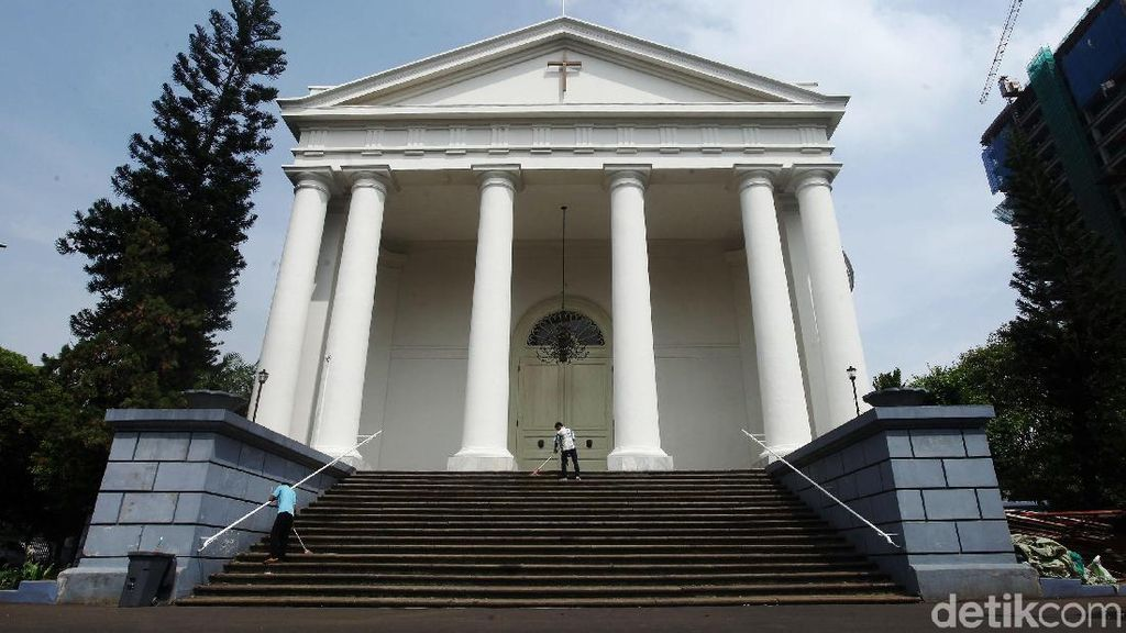 Potret Aneka Gereja Bersejarah di Jakarta