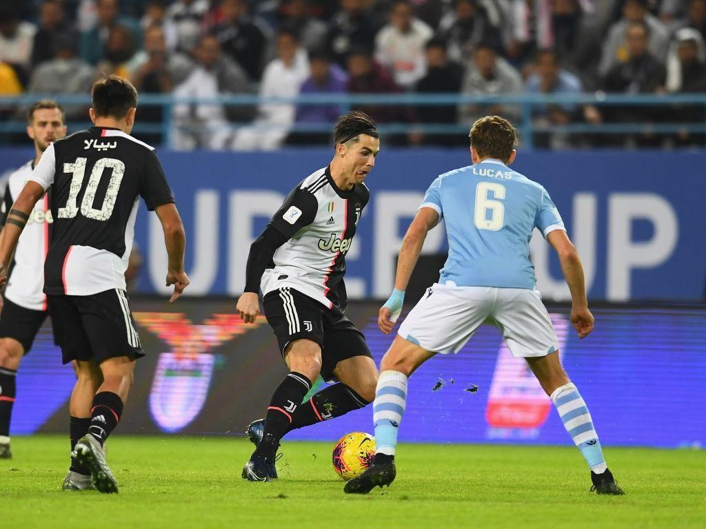 Trio Dybala, Ronaldo, Higuain Memble Buat Juventus Disungkurkan Lazio