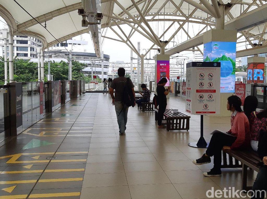 Malam Tahun Baru Mau Naik MRT Jakarta? Simak Dulu Info Ini