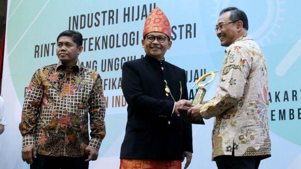Penghargaan Rintisan Teknologi Industri 2019