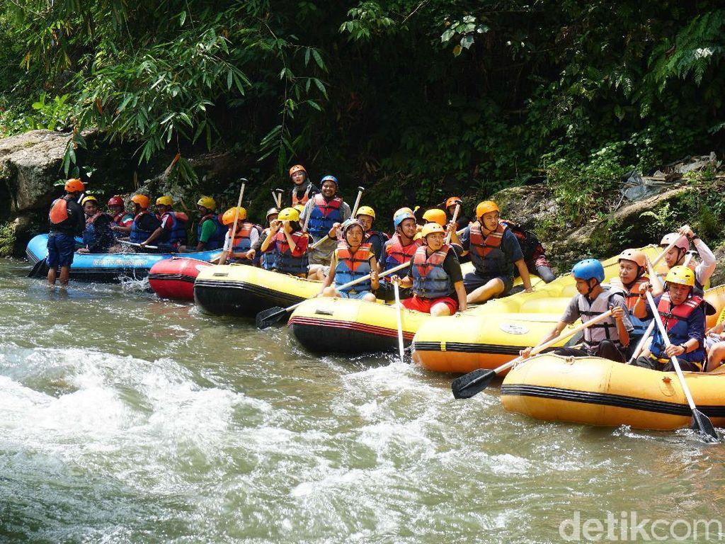 Wisata Arung Jeram Rugi Rp 6,9 Miliar, Hanya Mampu Bertahan 3 Bulan