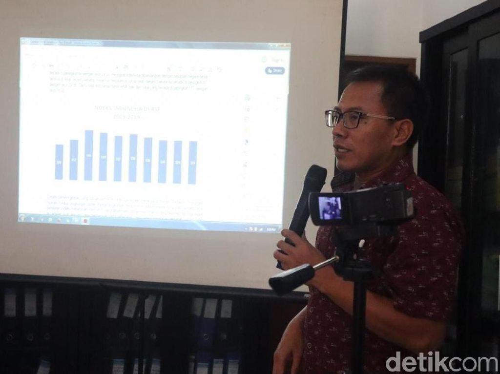 AJI: Ada 53 Kasus Kekerasan terhadap Jurnalis Sepanjang 2019