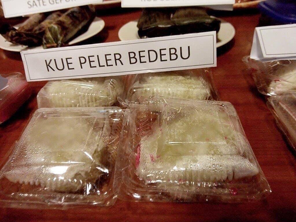 Peler Bedebu, Kue Lembek Favorit Masyarakat Kepulauan Seribu