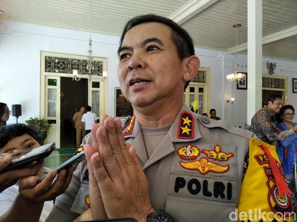 Antisipasi Teror Jelang Nataru, Kapolda DIY: Densus Sudah Turun ke Yogya