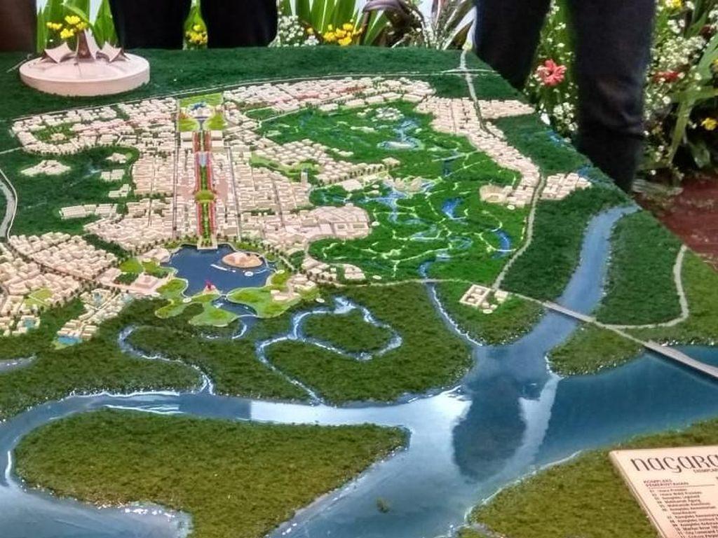 Pemenang Sayembara Desain Bakal Kunjungi Lokasi Ibu Kota Baru
