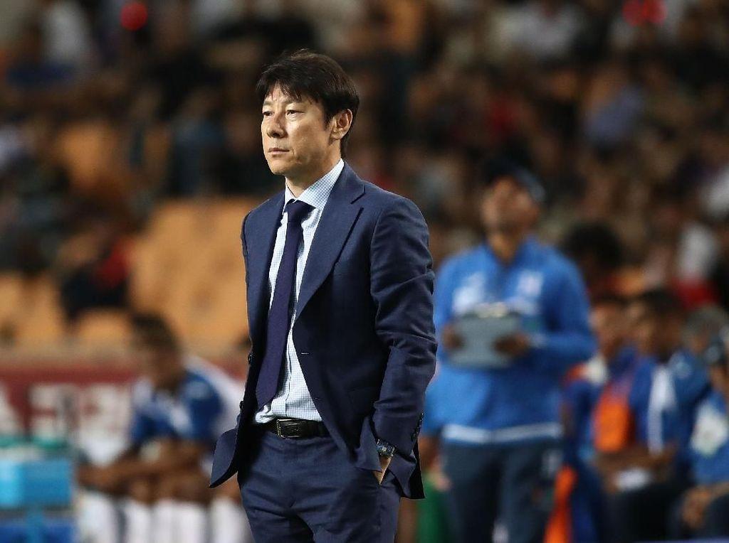 Butuh Waktu Lagi, PSSI Batal Umumkan Staf Pelatih Shin Tae-yong