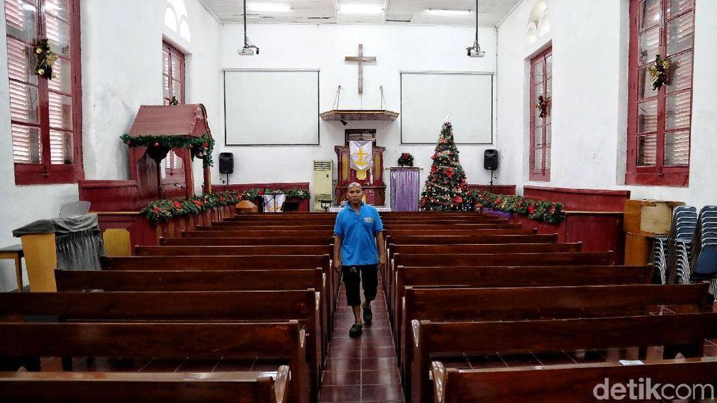 Sejarah Gereja Tugu di Jakarta Utara