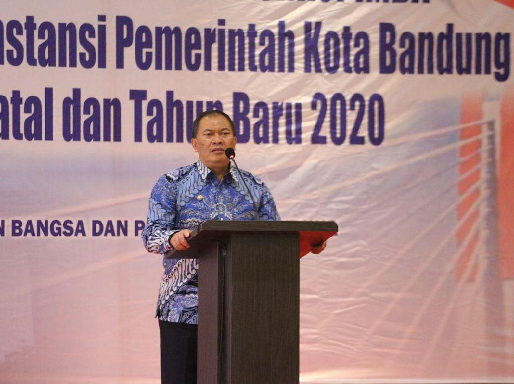 Wali Kota Bandung Imbau Wisatawan Jaga Kebersihan