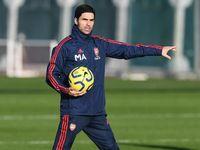 Minim Pengalaman, Arteta Tetap Layak Latih Arsenal, Kok