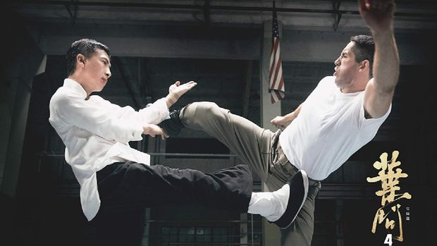 Film Ip Man 4: The Finale (dok. Mandarin Motion Pictures Distribution via IMDb)