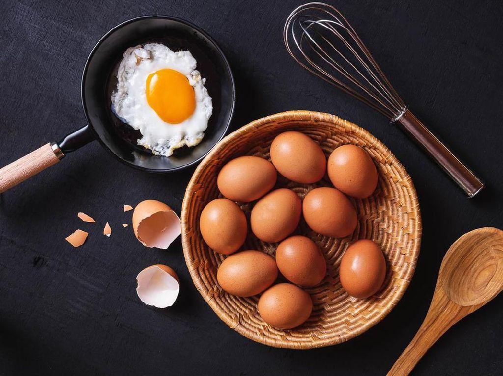 Sarapan Telur Bikin Kolesterol Naik, Benarkah?