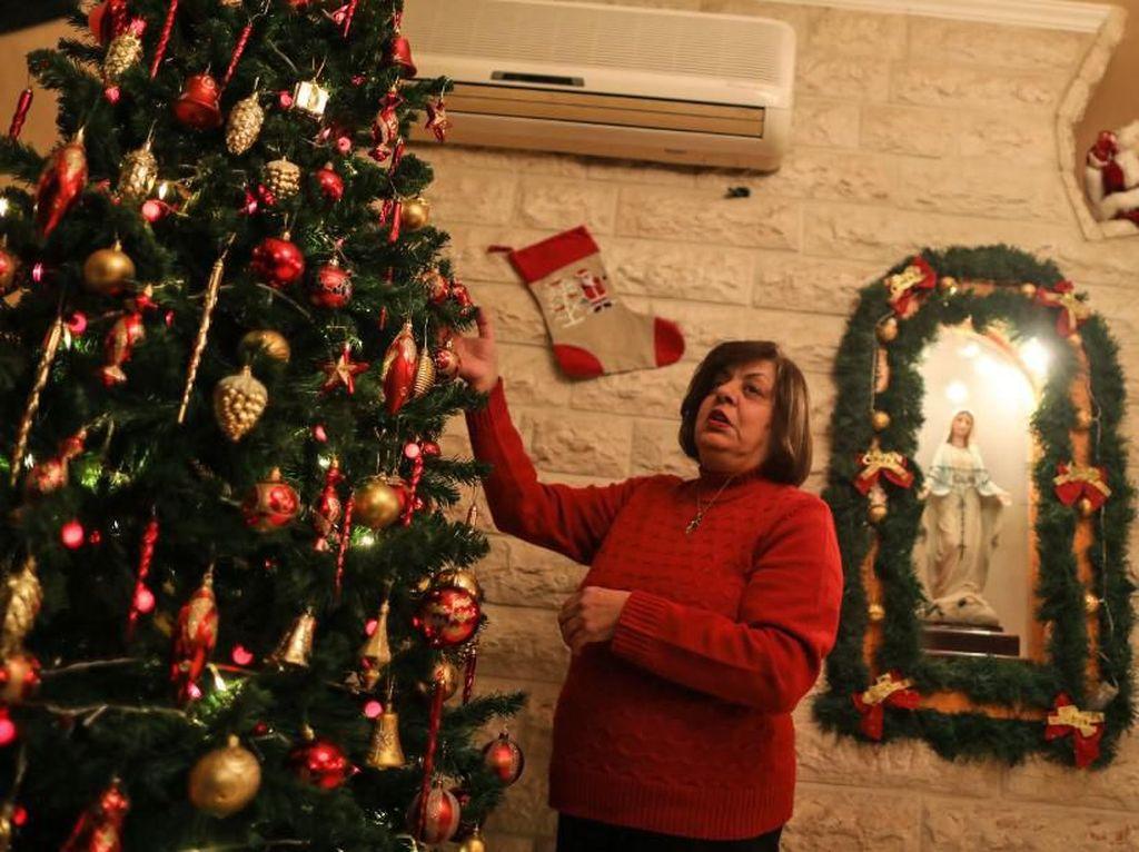 Israel Perketat Izin, Warga Kristen Gaza Tak Bisa Ziarah ke Betlehem