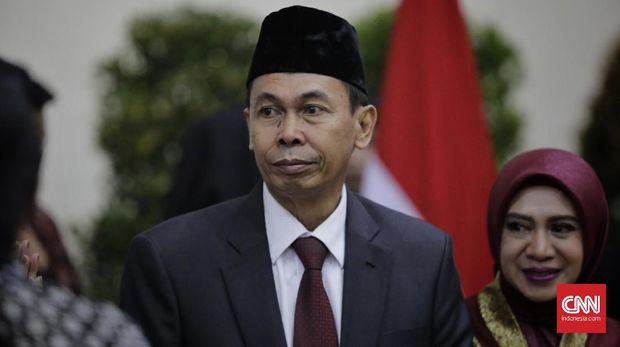 Wakil Ketua KPK Nawawi Pomolango