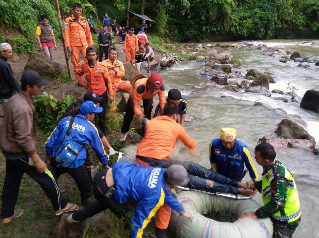 Korban Tewas Kecelakaan Bus Sriwijaya Jadi 35 Orang