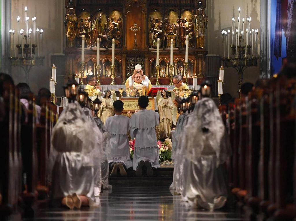 Anies Datang di Tengah Ibadah, Uskup: Kami Tak Terganggu