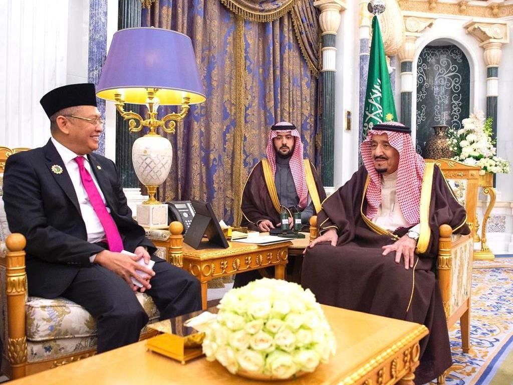 Ketua MPR Minta Raja Salman Tambah Kuota Haji Indonesia