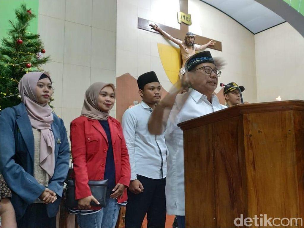 Ini Cara Lintas Agama di Blitar Lawan Intoleransi Saat Malam Natal