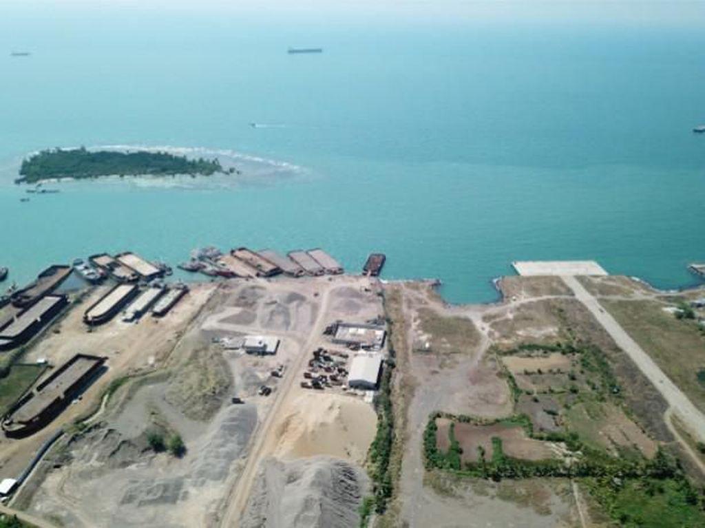 25 Tahun Mangkrak, Pelabuhan Bojonegara Segera Operasi 2020