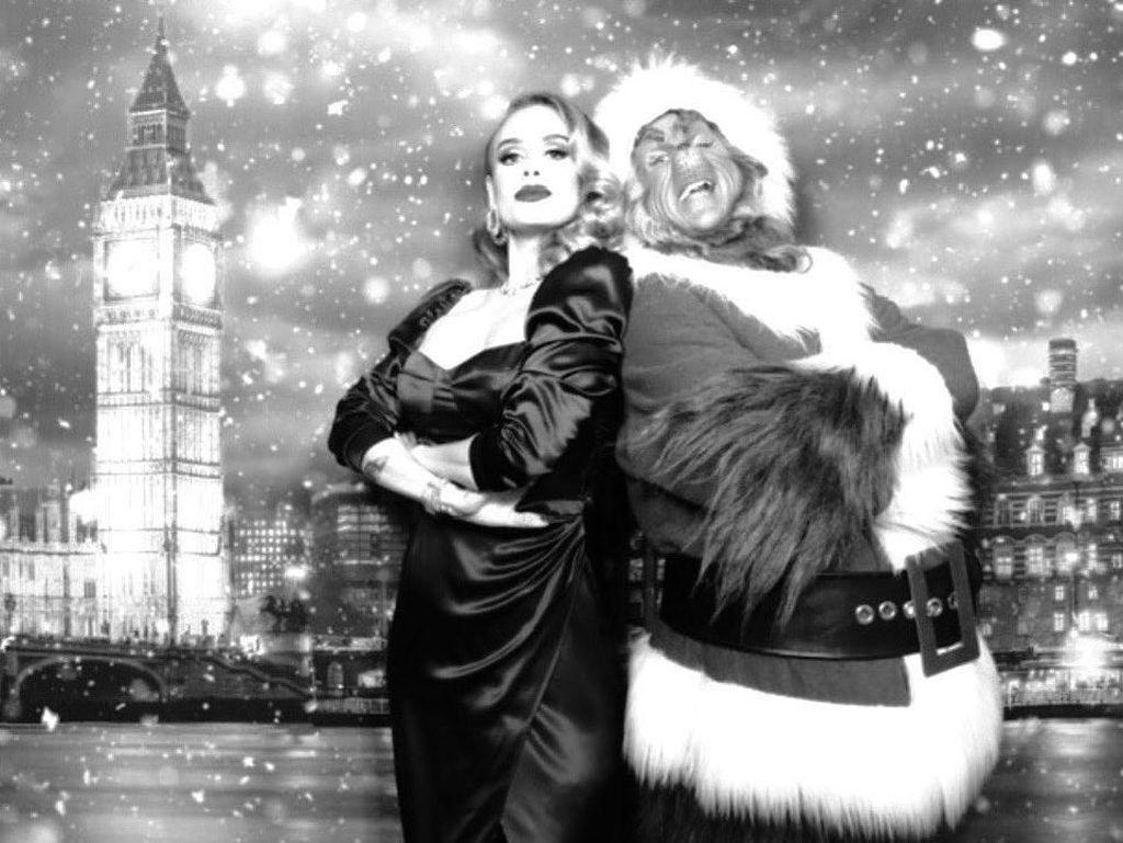 5 Fakta Adele yang Kepergok Liburan Bareng Harry Styles