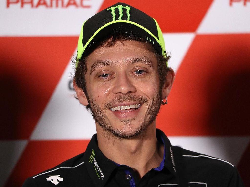 Ini Alasan Rossi Belum Mau Pensiun dari MotoGP