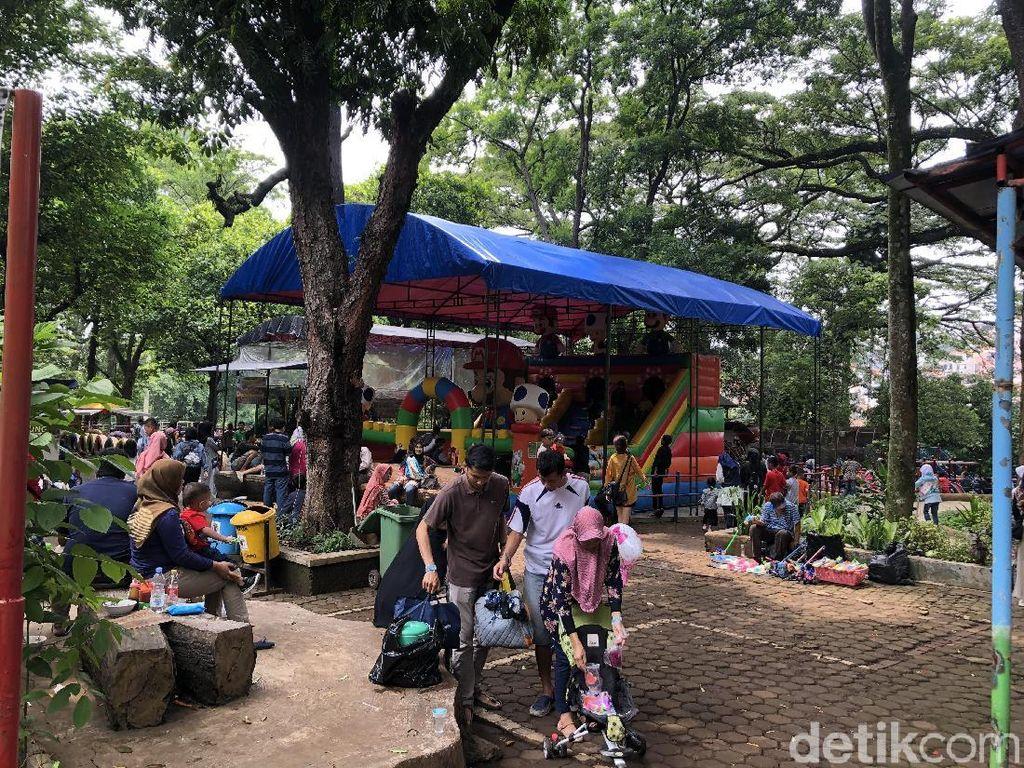 Libur Natal, Kebun Binatang Bandung Masih Jadi Primadona
