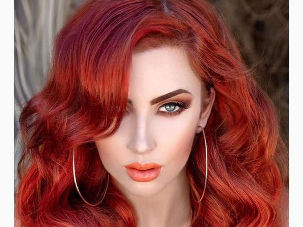 Dulu Pelayan McDonalds, Amanda Transformasi Jadi Model Playboy