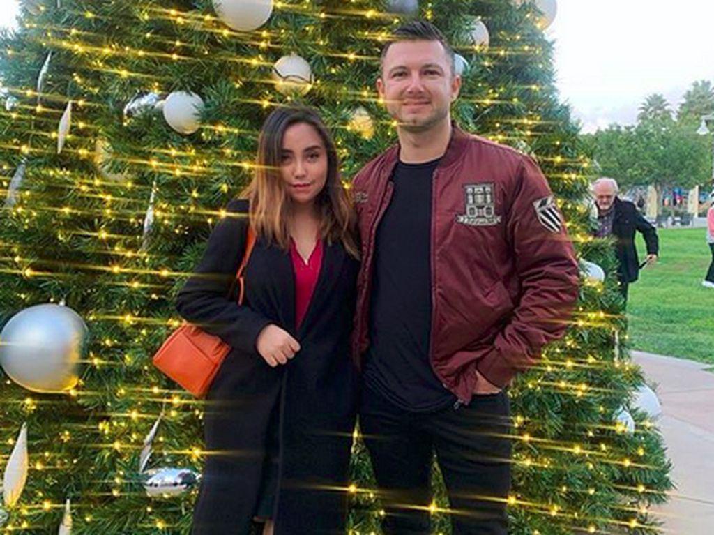 Natal Pertama Salmafina Sunan hingga Kabar Kekasih Baru